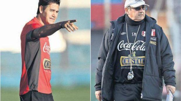 Sergio Markarián y Daniel Ahmed están más cerca de irse que de quedarse en Perú