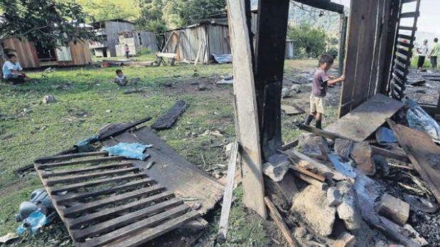 Población de Pampas teme represalia de Sendero Luminoso ante ausencia militar