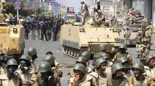 Gobierno de Egipto declaró estado de emergencia y cifra de muertos sube a 149