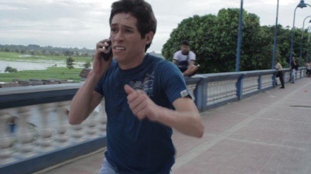 """Jürgen Gömez, el actor que dejó todo en Colombia por """"Cementerio general"""""""