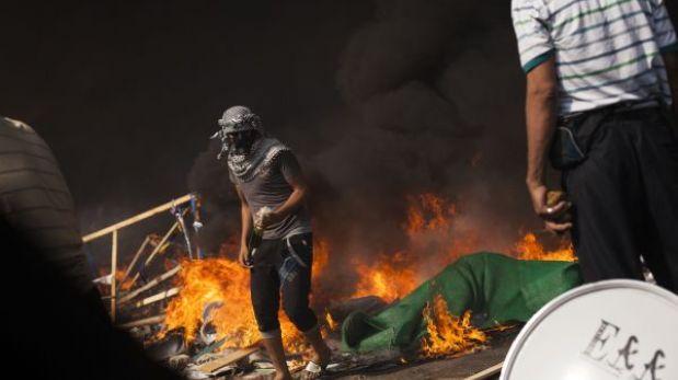 Crisis en Egipto: seguidores de Mursi retoman las protestas