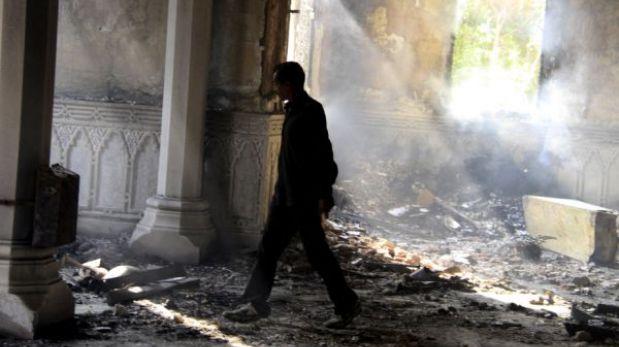 Los cristianos coptos, víctimas de la violencia en Egipto
