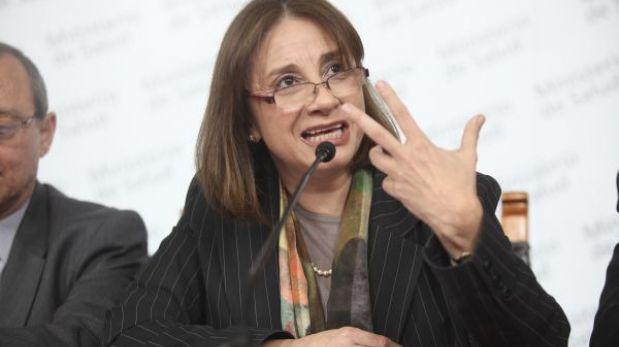 """Ministra de Salud: """"La huelga médica es ya un tema cerrado"""""""