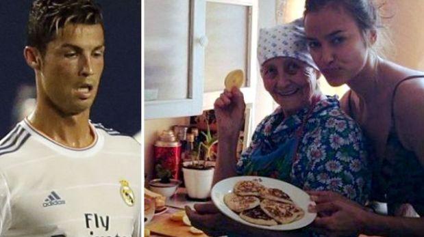 """La abuela política de Cristiano Ronaldo fue """"heroína de la Segunda Guerra Mundial"""""""