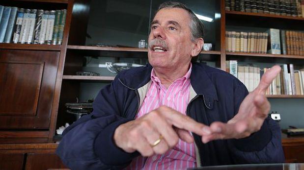 "Rospigliosi: ""Pedraza solo echó sombras sobre reglaje a opositores"""