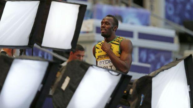 FOTOS: Usain Bolt busca mañana su séptima medalla de oro de su carrera en los mundiales de atletismo
