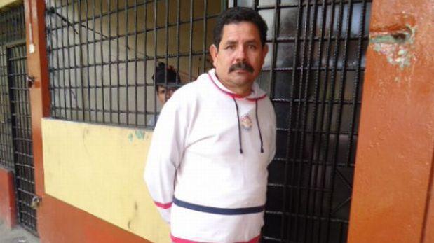 Fabio Chávez Peralta, ex pareja de Nancy Obregón, ya está preso en Lima