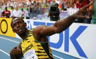 FOTOS: la categórica victoria de Usain Bolt en los 200 metros del Mundial de Atletismo