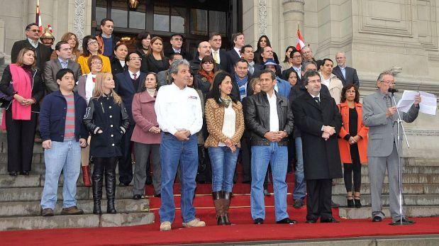 FOTOS: patio de Palacio de Gobierno albergó a feria 'Misturita'