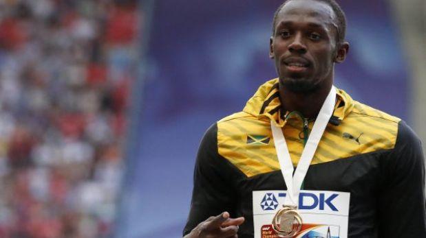 Usain Bolt y su hazaña: atleta manda en el medallero histórico masculino de los mundiales