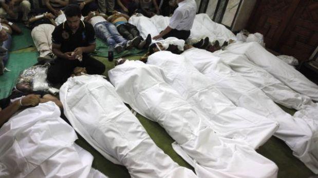 Intento de fuga en cárcel de Egipto dejó 38 muertos