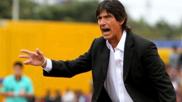 """Ángel Comizzo dijo que el torneo peruano es """"un campeonato chino"""""""