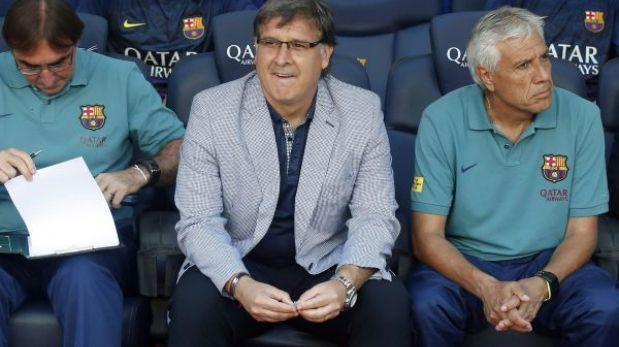 Gerardo Martino cambió dudas por elogios en apenas un partido con Barcelona
