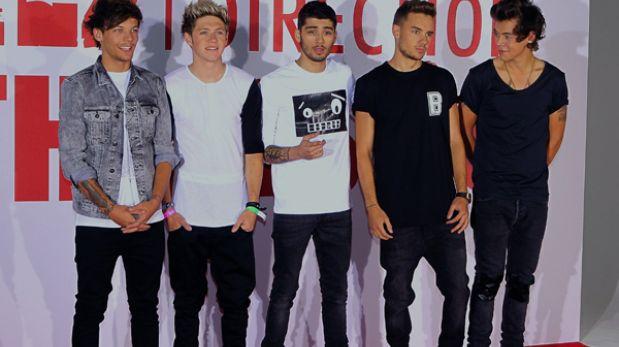"One Direction presentó ""This Is Us"", su primer largometraje"
