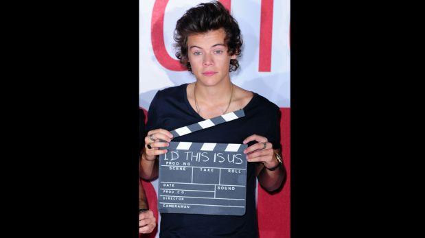FOTOS: One Direction y la divertida presentación de su documental