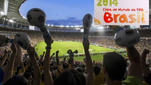 Brasil 2014: venta de entradas para el Mundial se inicia mañana