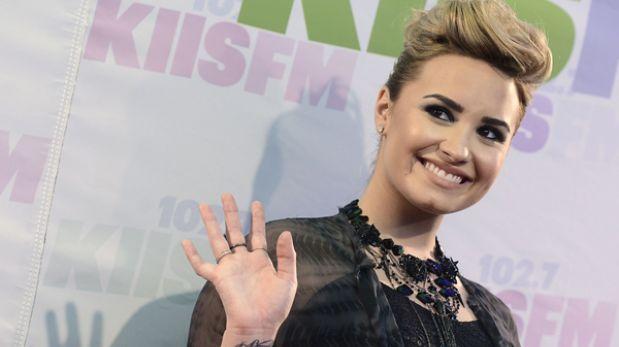 """Demi Lovato es el nuevo jale de la serie """"Glee"""""""