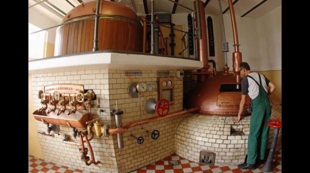 FOTOS: así se producía cerveza hace 300 años