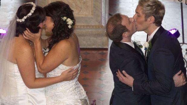 Nueva Zelanda celebró 31 bodas gay en primer día tras aprobación de ley
