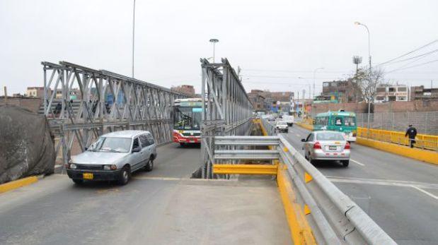 Puente Bella Unión: tramo norte-sur ya tiene habilitados sus dos carriles