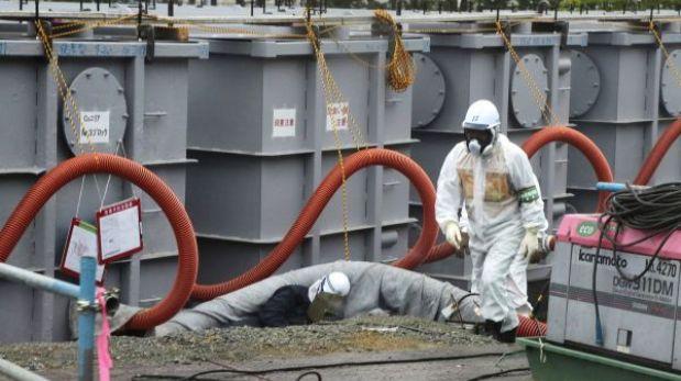 Fukushima: 300 toneladas de agua radiactiva se filtraron de la planta