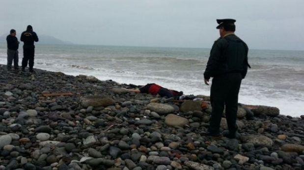 Encontraron el cuerpo de uno de los pescadores desaparecidos en Chorrillos
