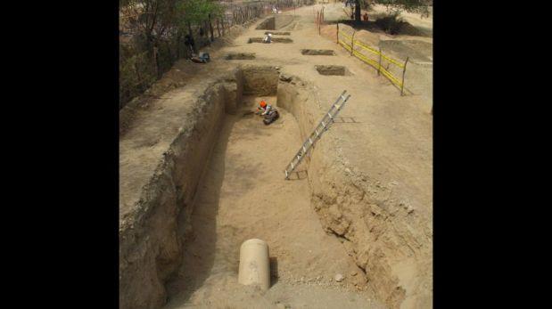 FOTOS: los contextos funerarios de la cultura Lambayeque hallados en Olmos