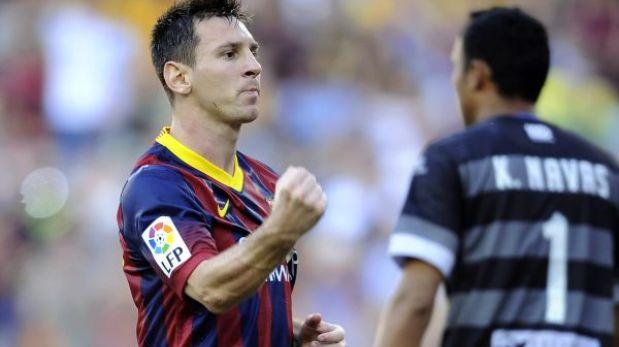 """Martino: """"Seré cuidadoso para no sacar a Messi cinco veces seguidas"""""""