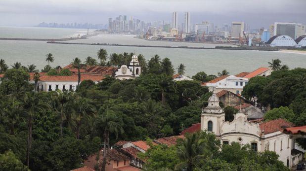 FOTOS: centros históricos de las cinco regiones de Brasil