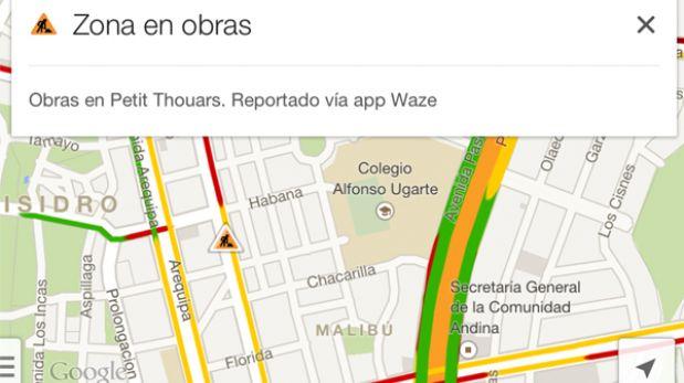 Google Maps y Waze unen funciones para luchar contra el tráfico