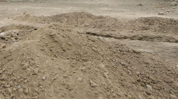 Virú: tres obreros murieron sepultados cuando trabajaban en zanja