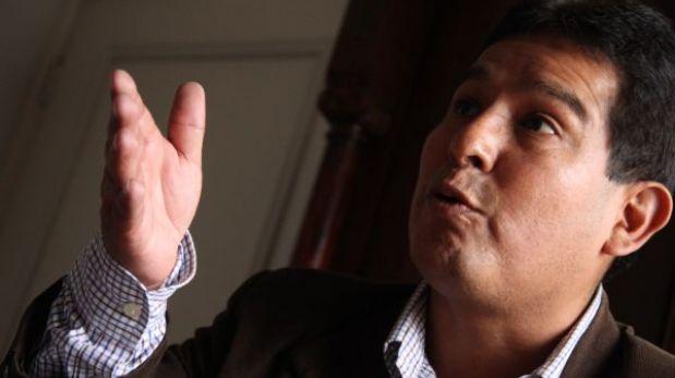 Alcalde de Satipo también denunciará por difamación a Jaime Antezana