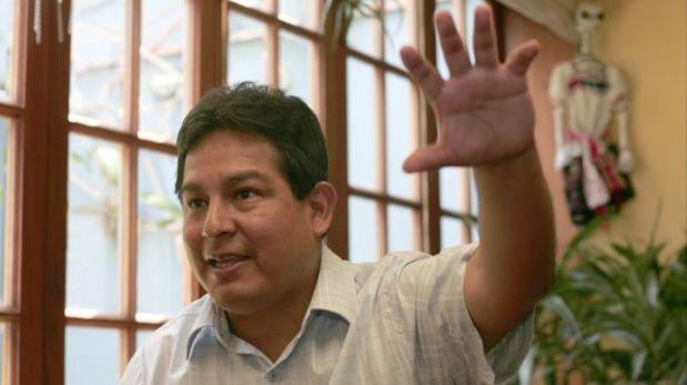 Antezana no dará nombres de 'narcocongresistas' ni en sesión reservada