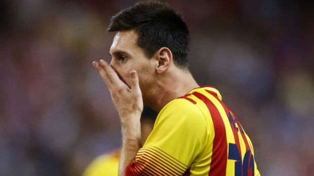 Messi fue cambiado otra vez por Martino: no arrancó el segundo tiempo