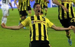 Dortmund aumentó sueldo a Lewandowski de 1,5 a 5 millones de euros anuales