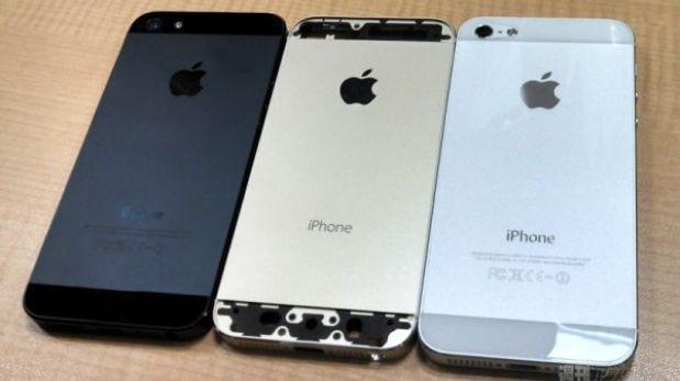 Así serían los nuevos iPhone que Apple presentará en setiembre