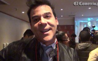 Adolfo Aguilar se luce cantando en el jingle de la Teletón