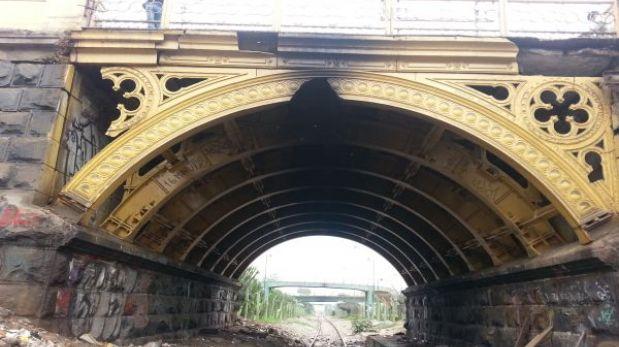 Municipalidad de Lima reforzó la seguridad en el puente Balta