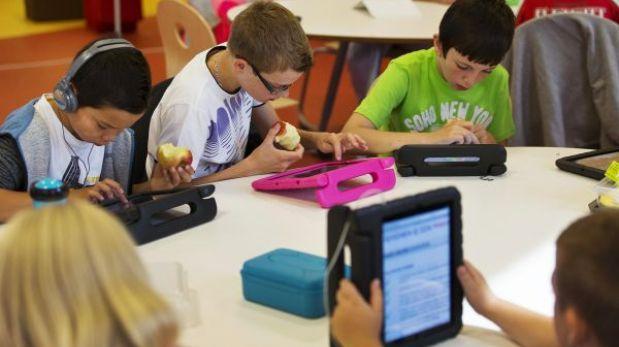 """Holanda estrenó escuelas """"Steve Jobs"""" con el iPad como rey"""