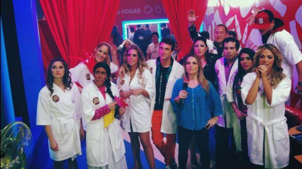"""FOTOS: revive los mejores momentos de la segunda gala de """"El gran show"""""""