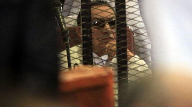 Egipto: aplazan el juicio a Mubarak hasta el próximo 14 de setiembre