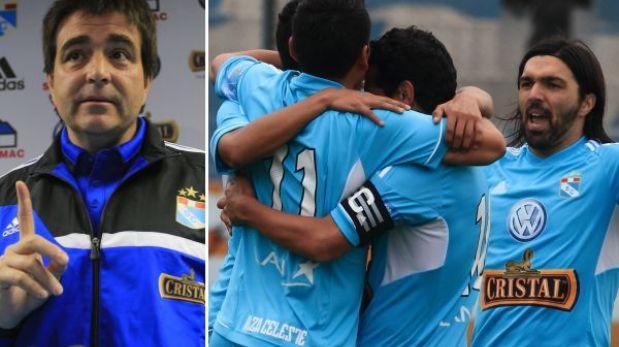 Cristal venció 4-2 a César Vallejo en el debut de Claudio Vivas como DT