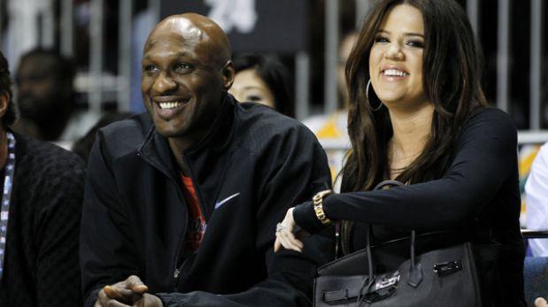 Lamar Odom está desaparecido tras pelea con Khloé Kardashian