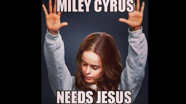 MEMES: el show de Miley Cyrus en los MTV VMA 2013 generó divertidas reacciones en redes sociales