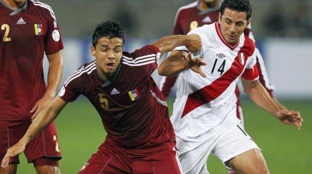 Eliminatorias: Venezuela presentó su lista para enfrentar a Perú