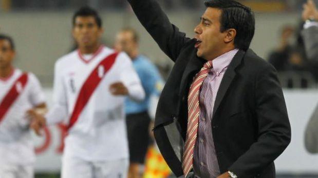"""DT de Venezuela confía en """"conquistar"""" su localía """"otra vez contra Perú"""""""