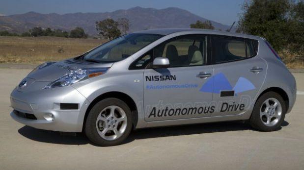Nissan lanzará un automóvil que se maneja solo en el 2020