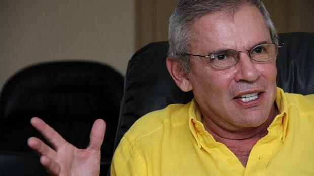 Luis Castañeda participará la próxima semana en diálogo con el Gobierno