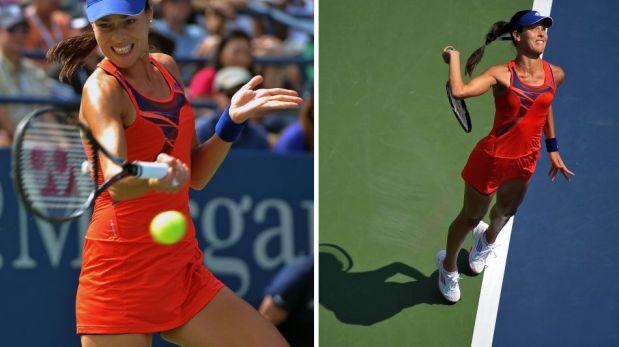US Open: toda la belleza y fuerza de la rama femenina en impresionantes imágenes