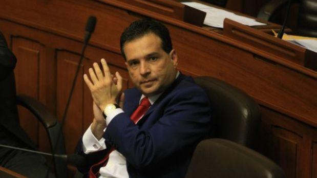 Caso Andahuasi: Omar Chehade podría ser investigado por Ministerio Público